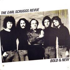 THE EARL SCRUGG REVUE Bold & New US Press 1978 LP
