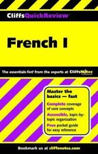French: Bk. 1 (Cliffs Quick Review S.) by Gail Stein.