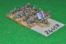 10mm ACW / confederate - regiment - inf (24458)