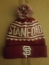 SF Giants Stanford University night Beanie SGA 4/4/18 Special Event