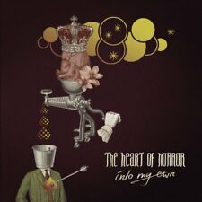 The heart of Horror-into my own CD NUOVO