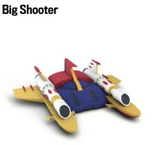 BIG SHOOTER (JEEG ROBOT)-Anime Robot No BANDAI