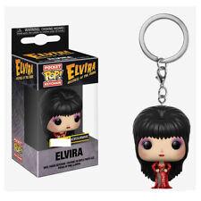 Elvira (Red Dress) US Exclusive Pocket Pop! Keychain