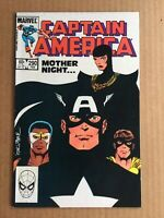 Captain America #290 (1985, Marvel) KEY 1st Appearance Mother Superior (Sin)