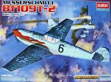 Academy 1:48 Messerschmitt Bf 109T-2 Limited Edition Aircraft Model Kit