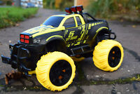 OFF ROAD CHEVY AMERICAN MONSTER TRUCK 1/16 RC RADIO REMOTE CONTROL CAR - FAST