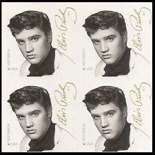 US 5009a Elvis Presley imperf NDC block MNH 2015