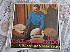 MILTON BANANA TRIO BALANCANDO LP M-/EX- BRA