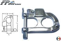 Mousqueton inox 316 Réglementaire Pour Ski Nautique inox 316 - A4