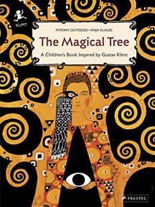 The Magical Tree: A Enfants Livre Inspiré Par Gustav Klimt Par Ouyessad, Myrian