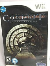 The Conduit Special Edition Nintendo Wii 2008
