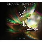 RICHARD THOMPSON - ELECTRIC DELUXE EDITION 2 CD