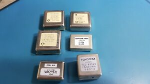 Temperature Compensated 10MHz Oscillators 10MHz TCXO