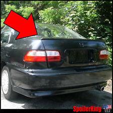 Rear Trunk Lip Spoiler Wing (Fits: Honda Civic 1992-95 2/4dr) 244L SpoilerKing