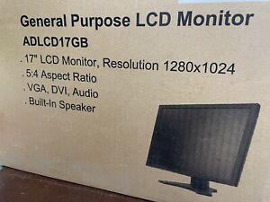 american dynamics lcd monitor 17 neu OVP