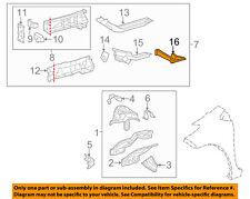 TOYOTA OEM 14-18 Yaris Fender-Torque Box Right 571970D030