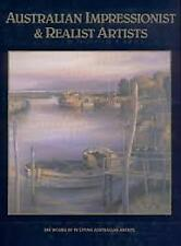 Australian impressionist & realist artists 210 works by 70 living Australian art