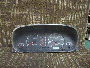 00 01 02 Honda Passport Isuzu Rodeo Speedometer Instrument Cluster 182K