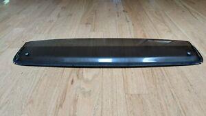 "Acura Integra G2 OEM sunroof deflector moonroof visor, also fits Honda CRX (35"")"