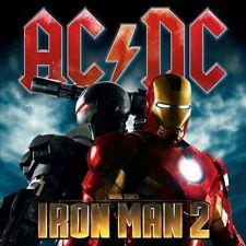 Iron Man 2 [Vinyl] by AC/DC (Vinyl, Apr-2010, 2 Discs, Columbia (USA))