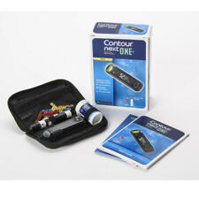 Bayer Contour Next One Bluetooth Meter Kit | 10 Strips & Lancing Device &Lancets