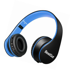 [Upgraded Version] BestGot Over Ear Kids Headphones for Kids Boys Adult with mic