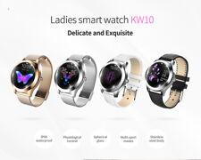 KW10-kingwear умные часы увидеть Bt фитнес т трубоукладчик женские наручные часы M7M3