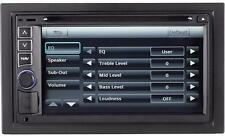 "Rosen PR-UN1170-US PIRANHA Universal 2 DIN Version 7"" LCD / Navigation / DVD"