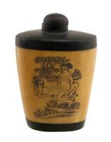 Bottiglia Bottiglietta Boccetta Arte Shunga Erotico Giapponese Curiosa- 5810 K