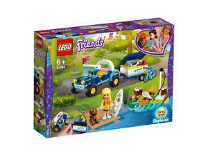 LEGO® Friends 41364  Stephanie's Toy Buggy & Trailer NEU & OVP
