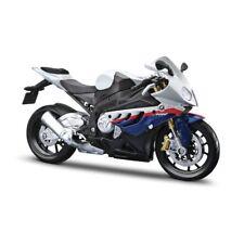 Maisto Modèle réduit de moto Miniature BMW S1000RR Sport 1/12