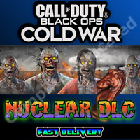 Call Of Duty Black Ops Cold War: Weapon Charm♞& Calling Card 🧟 - Nuclear DLC