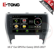"10.1"" Android 7.1 GPS navigation Car GPS DVD free map For Toyota Camry 2015-2017"