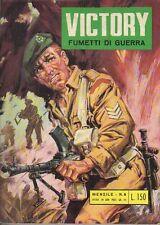 VICTORY STORIE DI GUERRA A FUMETTI NUMERO 8