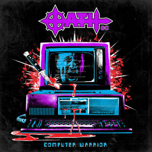 OATH - Computer Warrior (NEW*LIM.CD JEWEL CASE *NWOTHM*HAUNT*DREAM TRÖLL*TANITH)