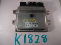 2011 11 2012 12 NISSAN VERSA COMPUTER ENGINE CONTROL ECU ECM EBX MODULE K1828