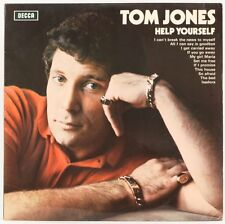 HELP YOURSELF  TOM JONES Vinyl Record