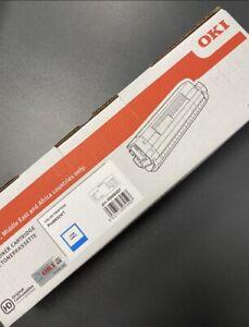 OKI Pro8432Wt CYAN LASER TONER INK CARTRIDGE GENUINE ORIGINAL PRINTER BNIB