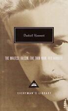 Everyman's Library Contemporary Classics Ser.: The Maltese Falcon, the Thin.