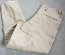 WWI  US ARMY WOOL INFANTRY M1917 COMBAT FIELD TROUSERS-LARGE