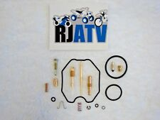 Honda ATC200ES Big Red 1984 CARBURETOR Carb Rebuild Kit Repair ATC 200ES