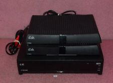Dish Network Lot__1x Satellite Receiver Model ViP612 DVR__2x Model ViP211z.