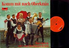 LP--  Janes Kalsek Und Sein Oberkrainer Sextett – Komm Mit Nach Oberkrain