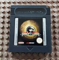 Nintendo Gameboy Color Spiel Modul Mortal Kombat 4 Action Battle G13