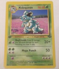 Nidoqueen 23/64 - Jungle 1st Edition Set - Mint Condition - Rare - Pokemon Card