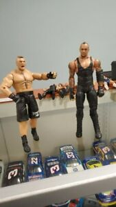 WWE Battle Pack Series #30 - Brock Lesnar vs. Undertaker