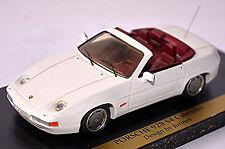 Porsche 928 S4 Cabriolet Jurinek 1987-88 weiß white 1:43 MOG Resine Model