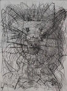 Dieter Roth  Komposition I 1977-91  Griffelkunst 1991