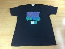 SUPREME FCUK GRAFFITI TEE SHIRT NAVY BLUE M FW14 2014 BOX LOGO CDG PCL