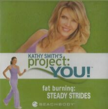 Kathy Smith's Project: You! Fat Burning Steady Strides CD